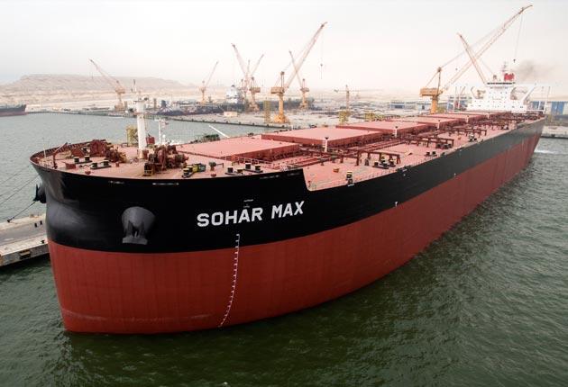 MT/Sohar Max - Size: 360 x 65 x 30.40