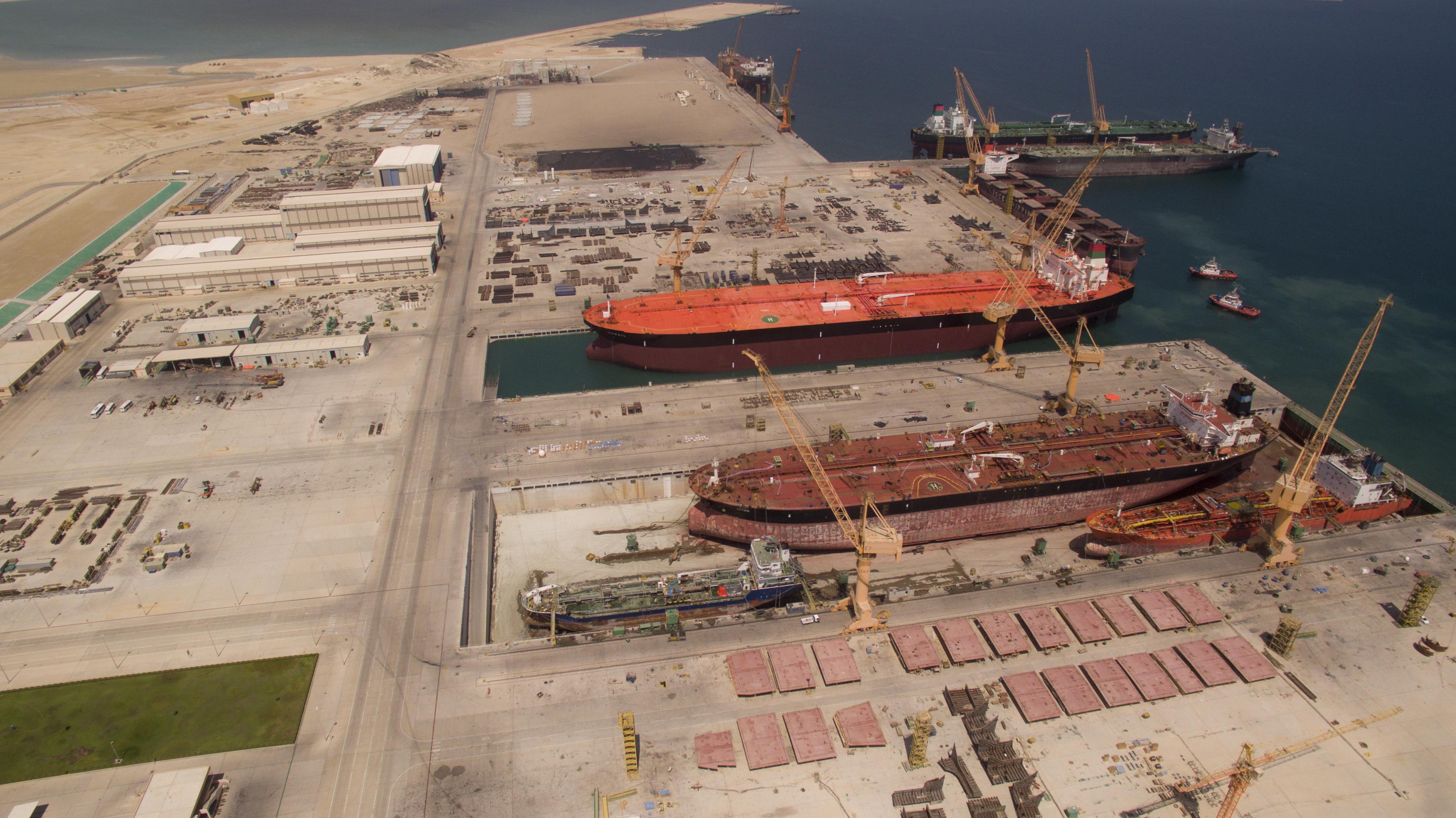 Oman Drydock