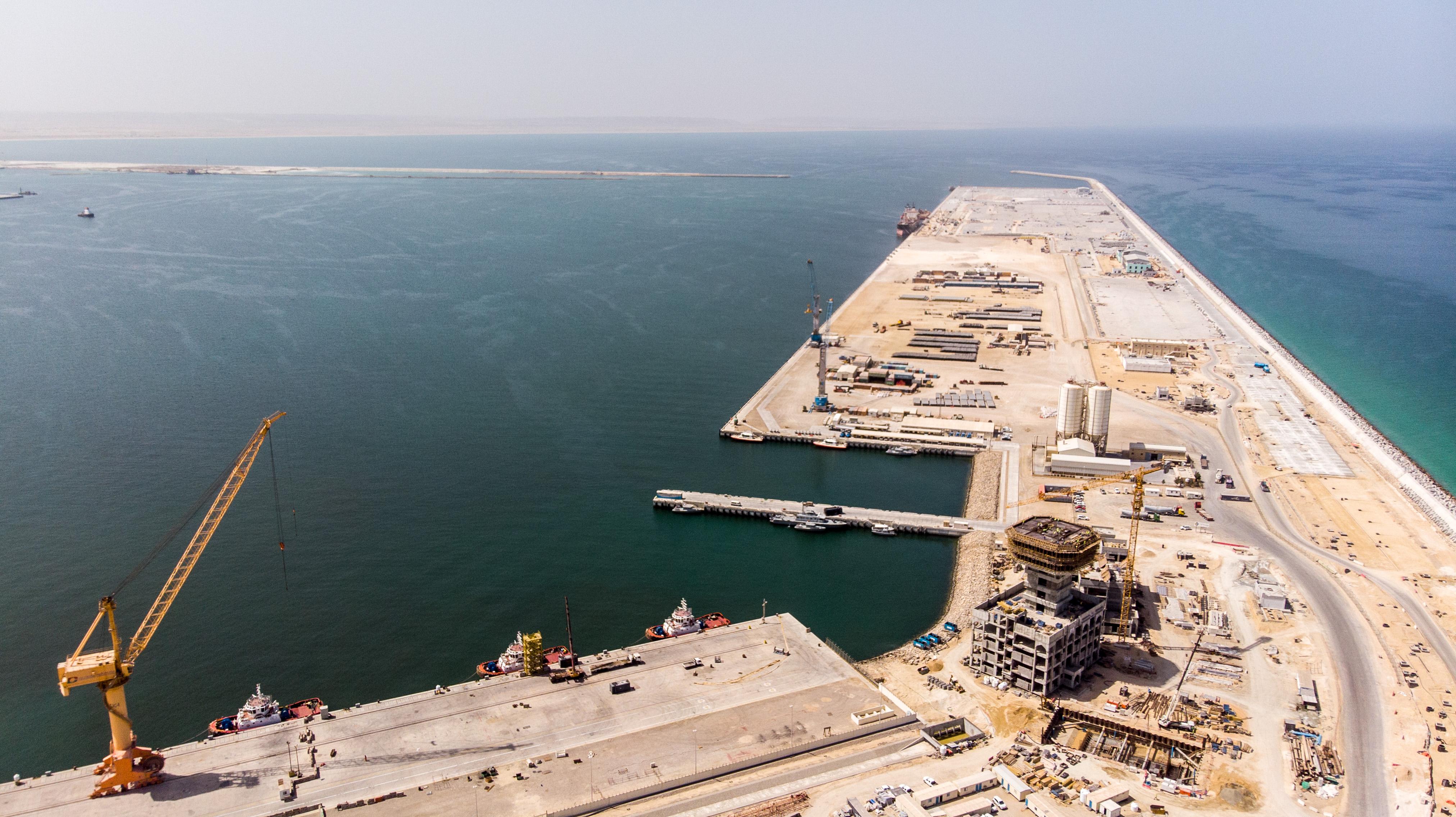 Port of Duqm 2